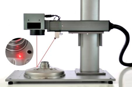 Sistema de marcado láser Datamark Fiber Laser