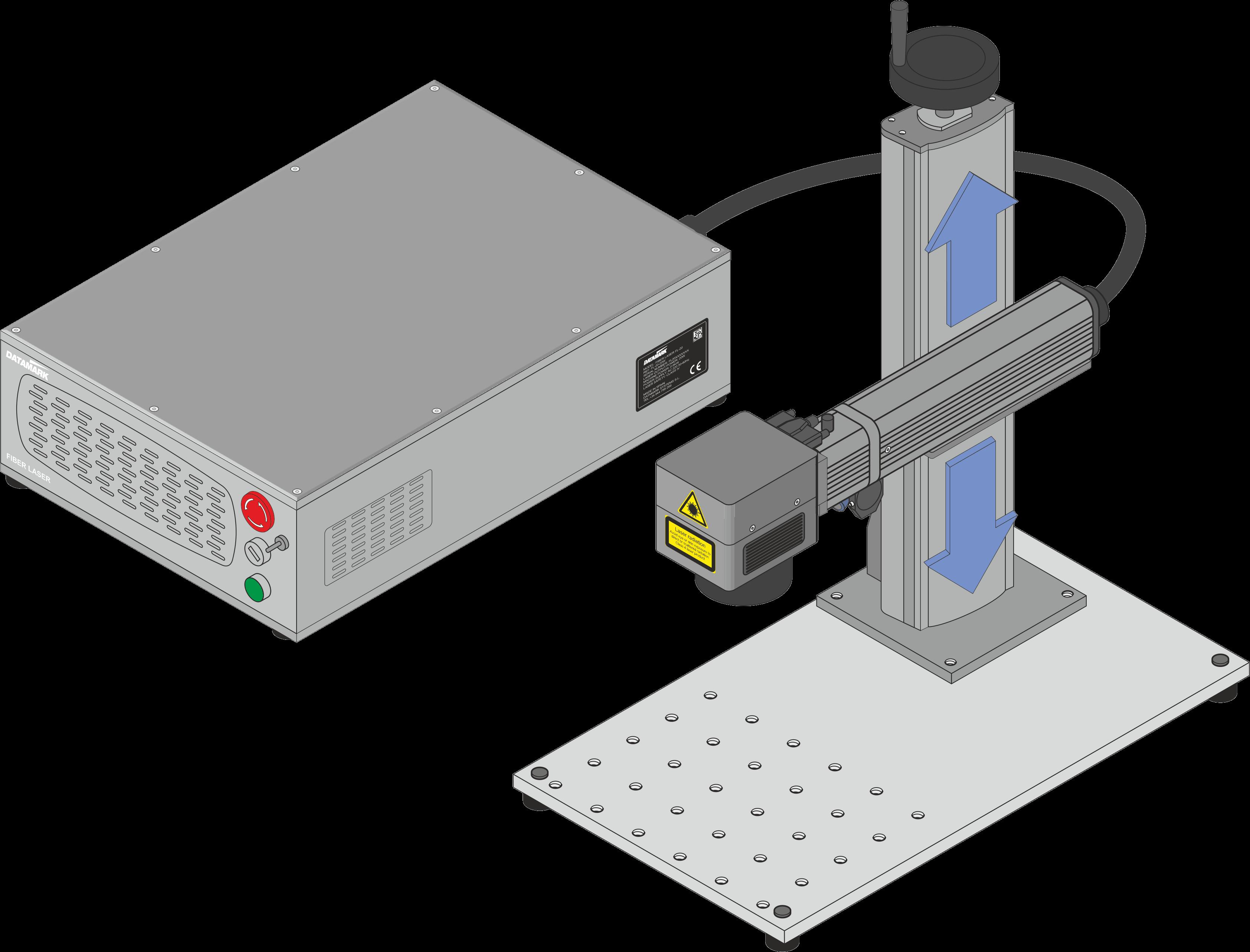 Máquinas de marcaje láser Datamark