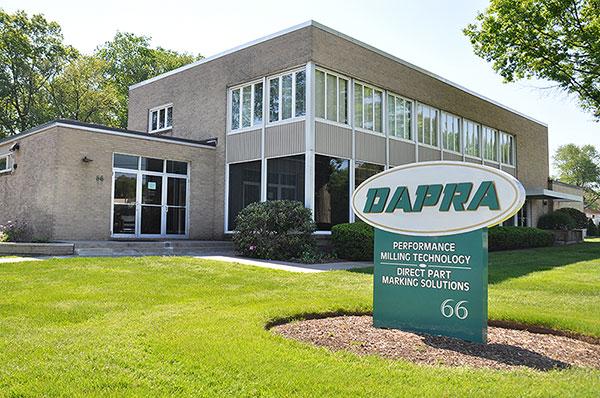 Dapra es el distribuidor de Datamark en USA