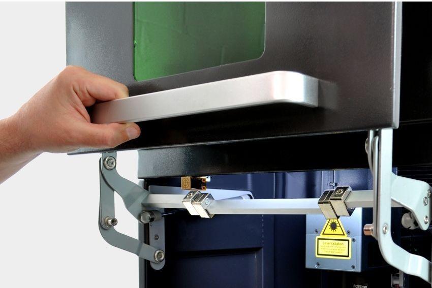 Máquina de marcado y grabado láser Datamark XL