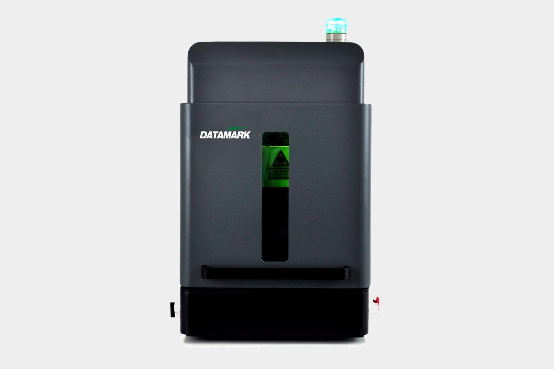 Máquina de marcado y grabado láser de marcaje industrial