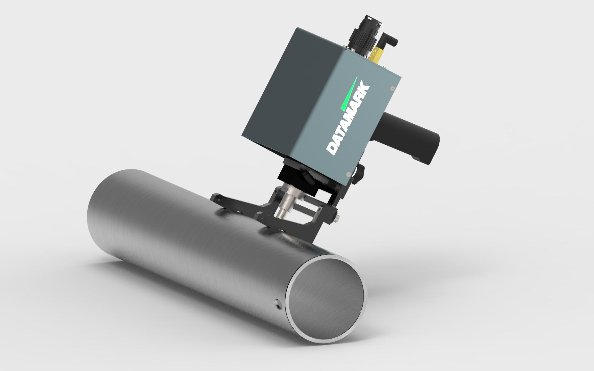 Máquinas para marcaje y grabado de tubos de acero por puntos Datamark