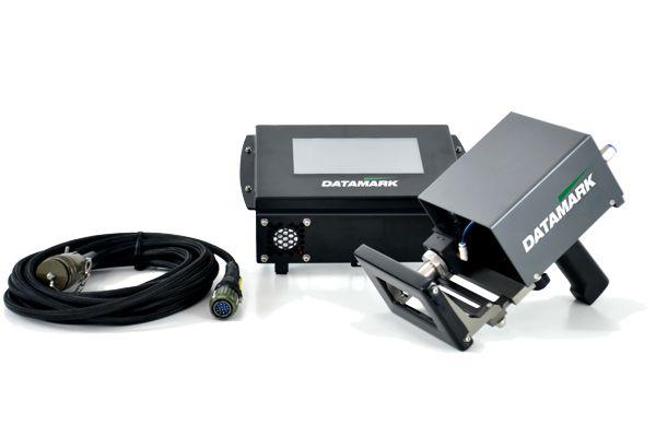 Máquinas para marcaje y grabado de piezas y placas de metal
