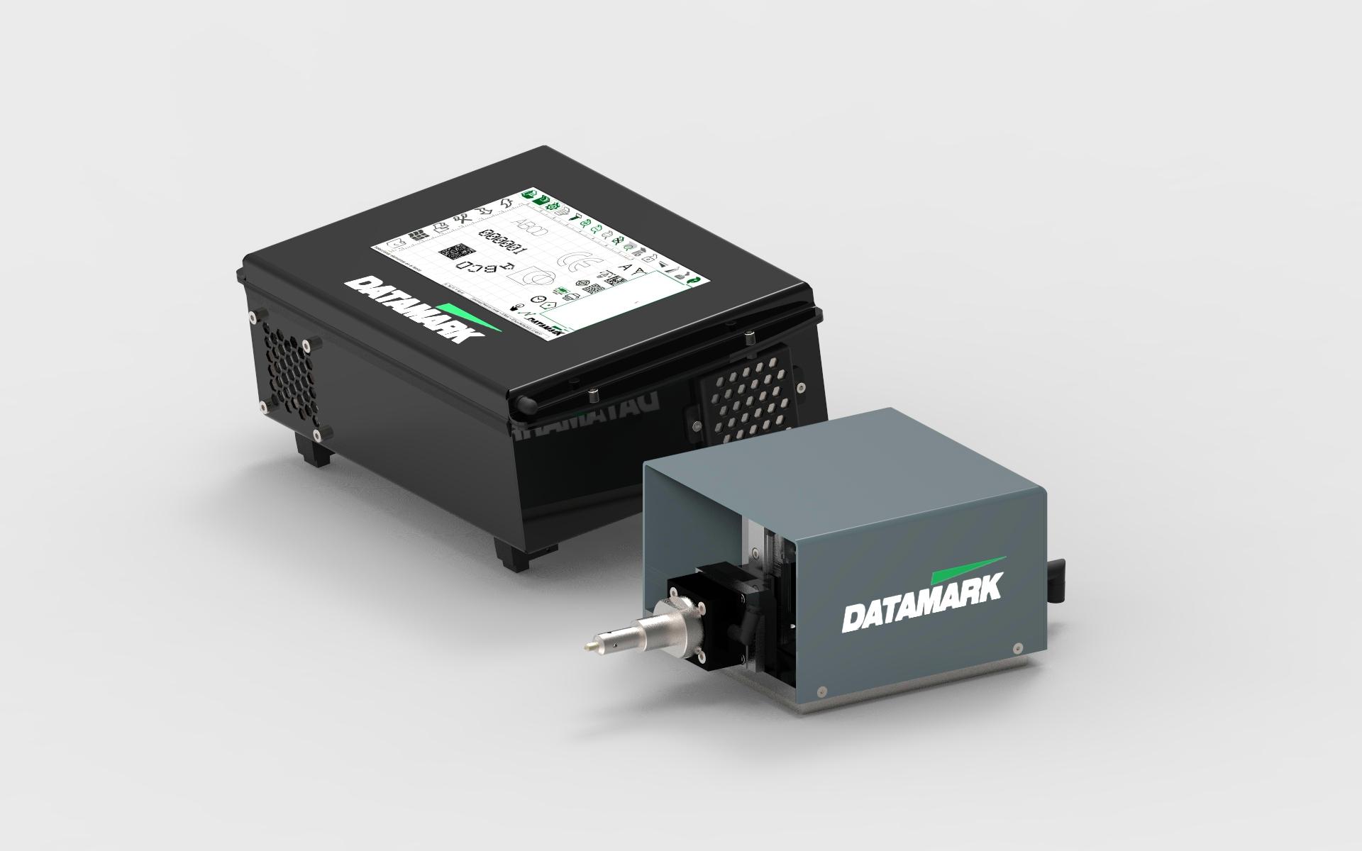 Máquina para marcaje automático por micropercusión