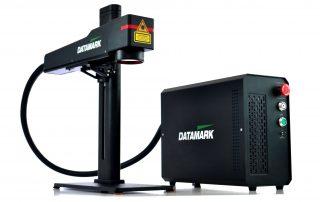 Máquina de marcaje y grabado láser Datamark