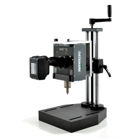 Marcadora de piezas industriales Datamark MP-100 Mobile