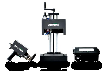 Marcadoras de piezas y grabado de placas Datamark