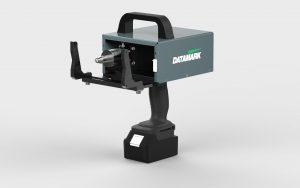 Marcadora portátil de micropuntos Datamark MP-100