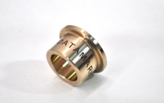 Marcaje láser de piezas de cobre