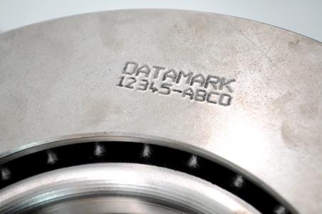 Sistemas para marcaje de piezas de acero