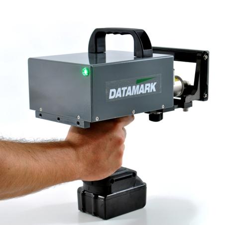 Máquinas de marcaje industrial portátiles Datamark