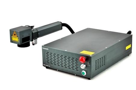 Máquina de marcaje y grabado laser