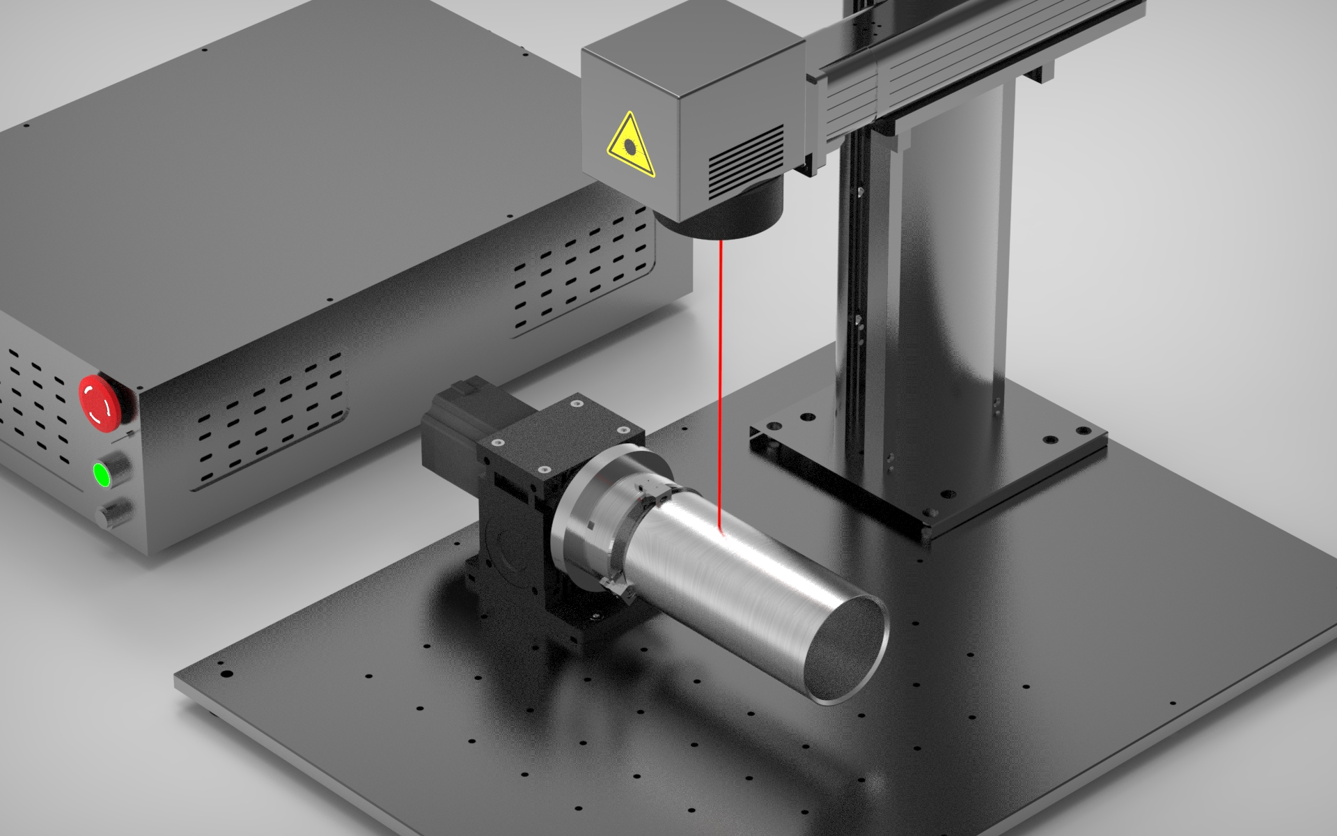 Marcadora láser de fibra Datamark FL