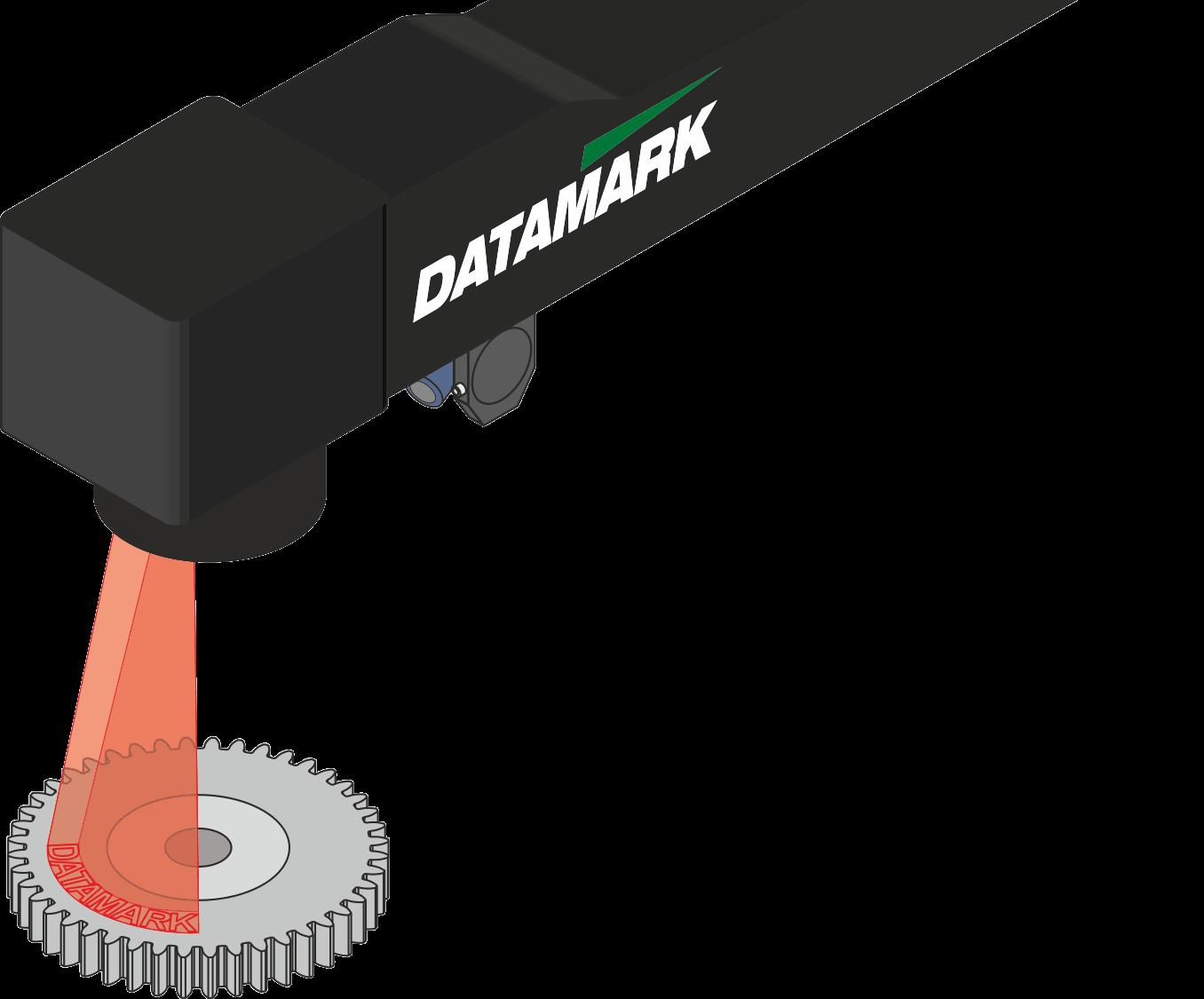 Máquinas de grabado láser Datamark