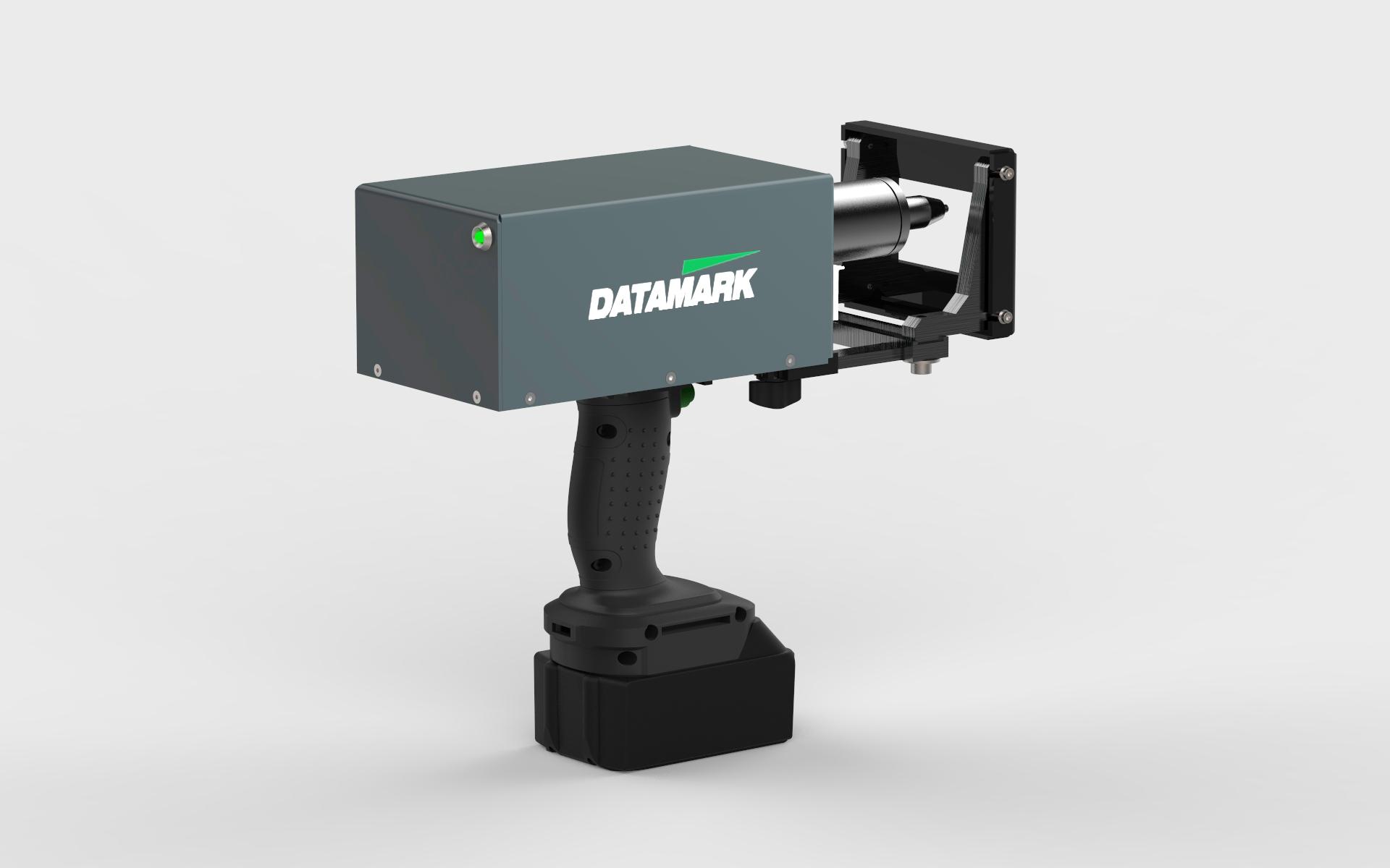 Máquina de marcado portátil Datamark