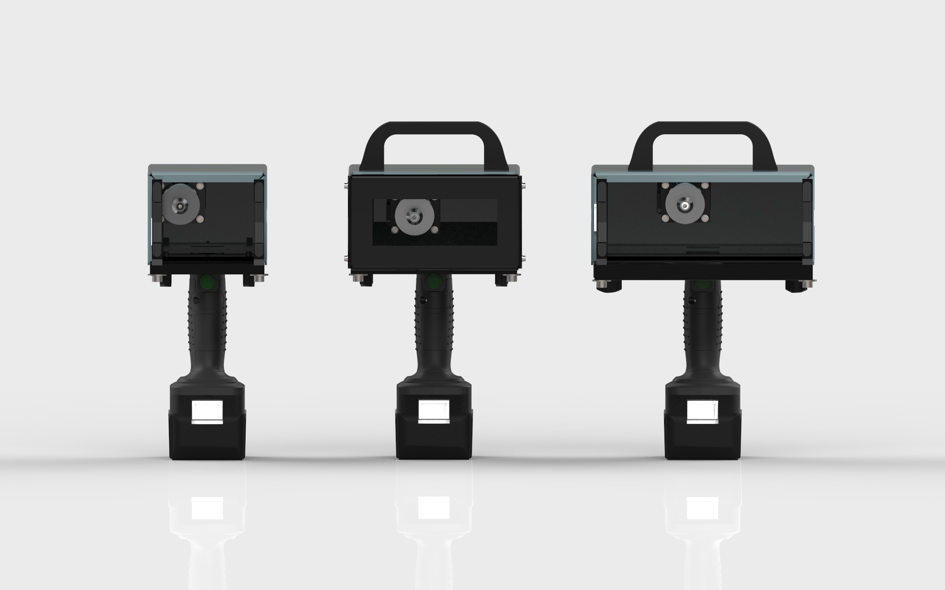 Máquinas de marcaje portátiles Datamark