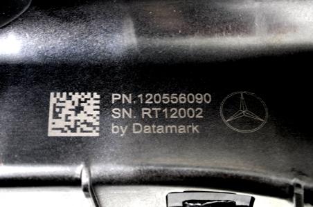 Identificación con Códigos Datamatrix 2D