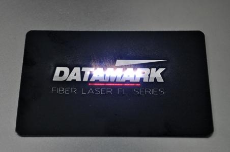Marcaje grabado laser de placas de metal