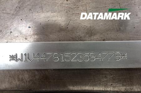 Marcaje de chasis y bastidores con números VIN
