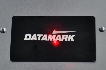 Grabado de placas de identificación por láser de marcaje