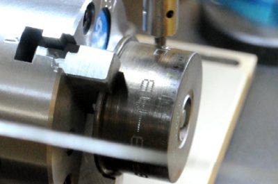 Sistema de marcaje con rotor