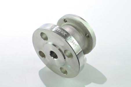 Marcaje de Válvulas de Acero | Micropercusión | Datamark