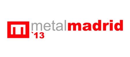 Datamark en Metalmadrid 2013