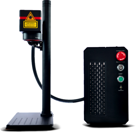 Máquina de marcaje y grabado láser Datamark Fiber Laser ML-200