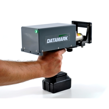 Máquina de marcaje depiezas por micropercusión portátil
