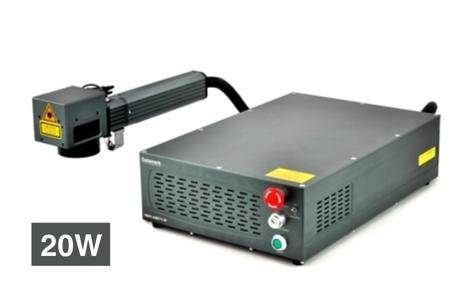 Máquina de marcado industrial por láser Datamark FL-20